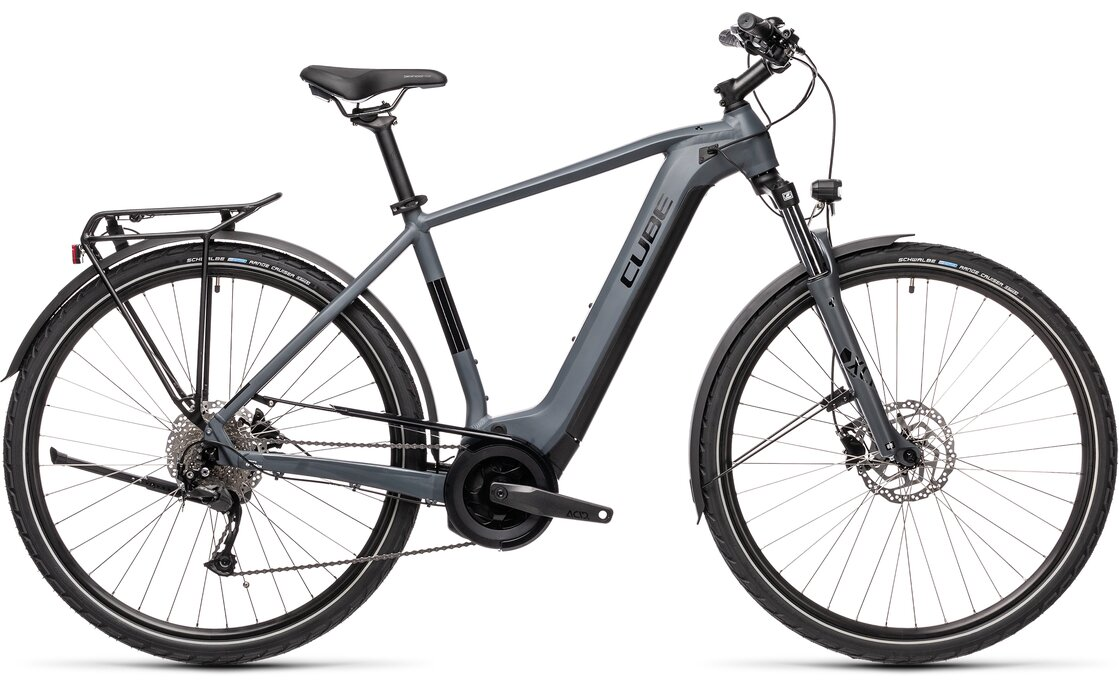 Cube Touring Hybrid One 625 - 625 Wh - 2021 - 28 Zoll - Diamant