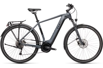Herren - E-Bike-Pedelec - Cube Touring Hybrid One 400 - 400 Wh - 2021 - 28 Zoll - Diamant