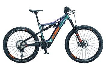KTM - Herren - E-Bike MTB - KTM Macina Prowler Prestige - 625 Wh - 2021 - 29/27,5 Zoll - Fully