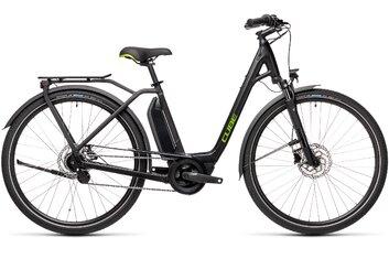 Cube - E-Bike City - Cube Town Hybrid One 400 - 400 Wh - 2021 - 28 Zoll - Tiefeinsteiger