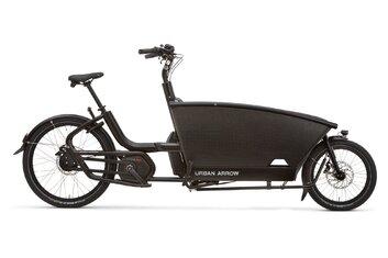 E-Lastenrad - Urban Arrow Family Performance CX Disc Zee - 500 Wh - 2020 - 26 Zoll - Sonstiges