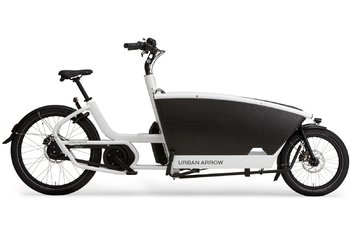 E-Lastenrad - Urban Arrow Family Performance CX Disc Zee - 500 Wh - 2020 - 26 Zoll - Sonstiges