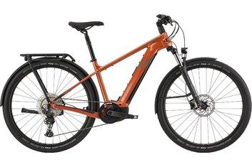 Cannondale - E-Bike Trekking - Cannondale Tesoro Neo X 2 - 625 Wh - 2021 - 29 Zoll - Diamant