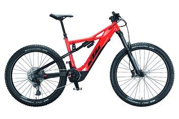 KTM - E-Bike Fully - KTM Macina Kapoho 2973 - 625 Wh - 2021 - 29/27,5 Zoll - Fully