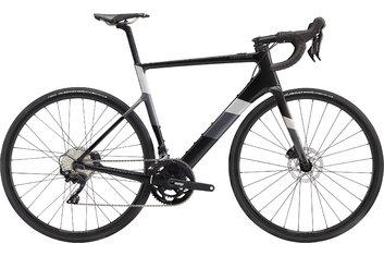 Cannondale - E-Bike Rennräder - Cannondale SuperSix EVO Neo 3 - 250 Wh - 2021 - 28 Zoll - Diamant