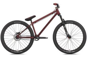 Stahl - Mountainbikes - NS Bikes Metropolis 1 - 2021 - 26 Zoll - Diamant