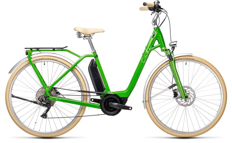 Cube Ella Ride Hybrid 500 - 500 Wh - 2021 - 28 Zoll - Tiefeinsteiger