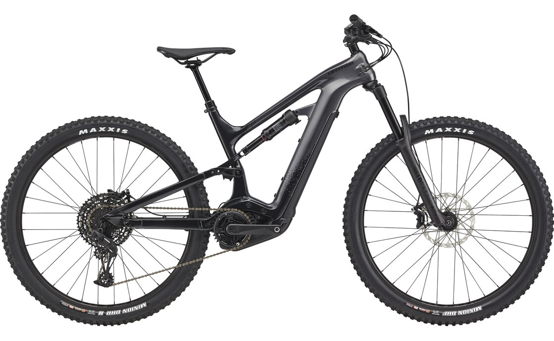 Cannondale Moterra Neo Carbon 3+ - 625 Wh - 2021 - 29 Zoll - Fully