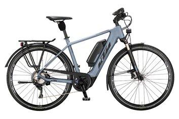 KTM - 2020 - E-Bike Trekking - KTM Macina Mila - 1000 Wh - 2020 - 28 Zoll - Diamant