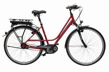 2016 - E-Bike-Pedelec - Gudereit EC-4 New Wave 400Wh Freilauf - 400 Wh - 2016 - 28 Zoll - Tiefeinsteiger