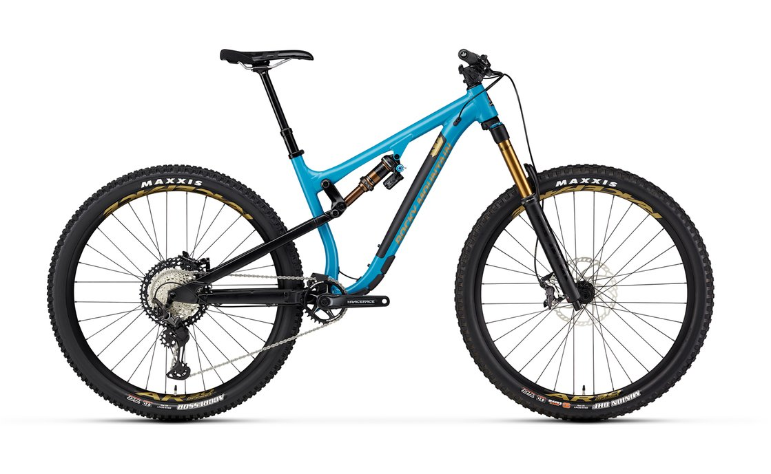 Rocky Mountain Instinct Alloy 70 BC Edition - 2020 - 29 Zoll - Fully
