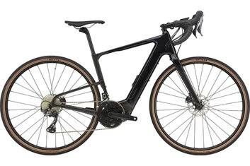 Cannondale - E-Bike Cyclocross - Cannondale Topstone Neo Carbon 2 - 500 Wh - 2021 - 28 Zoll - Diamant