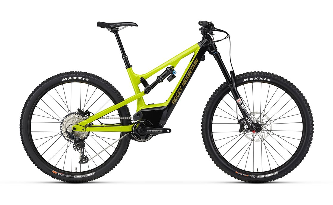 Rocky Mountain Instinct Powerplay Alloy 50 BC Edition - 670 Wh - 2020 - 29 Zoll - Fully