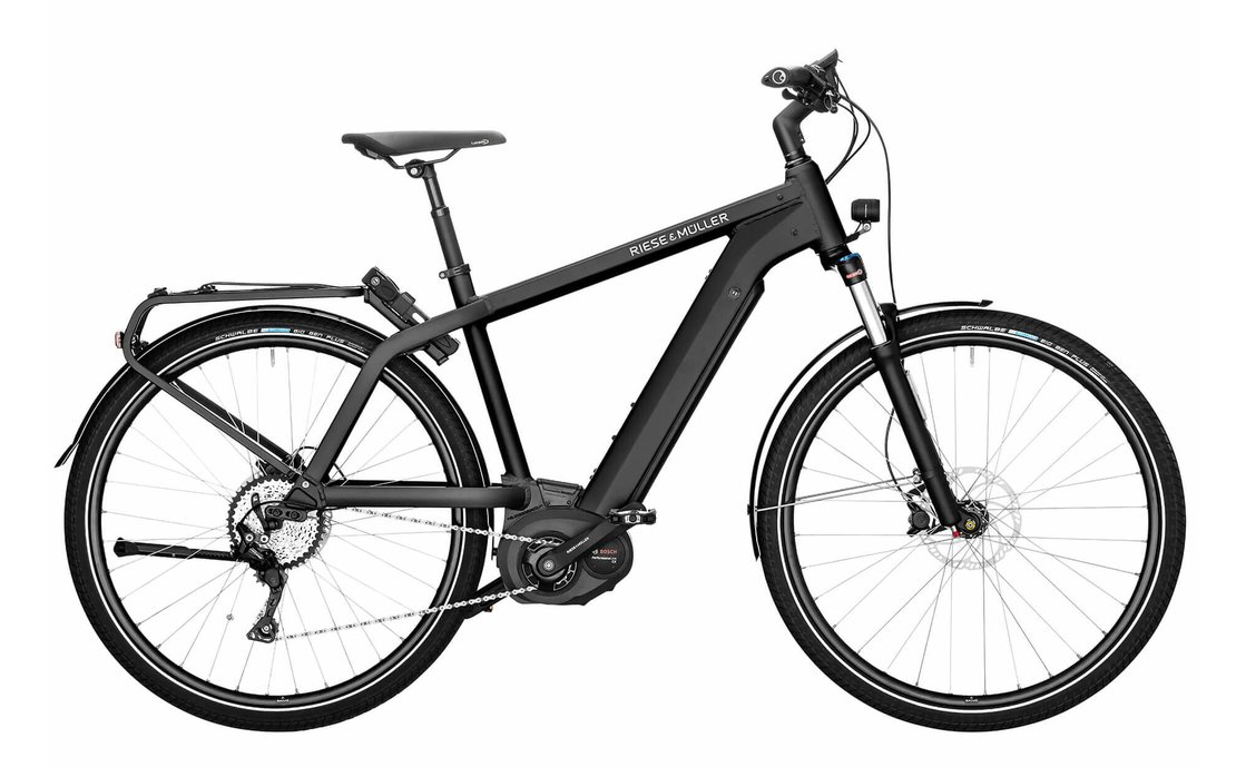 Riese und Müller Charger touring - 500 Wh - 2020 - 28 Zoll - Diamant