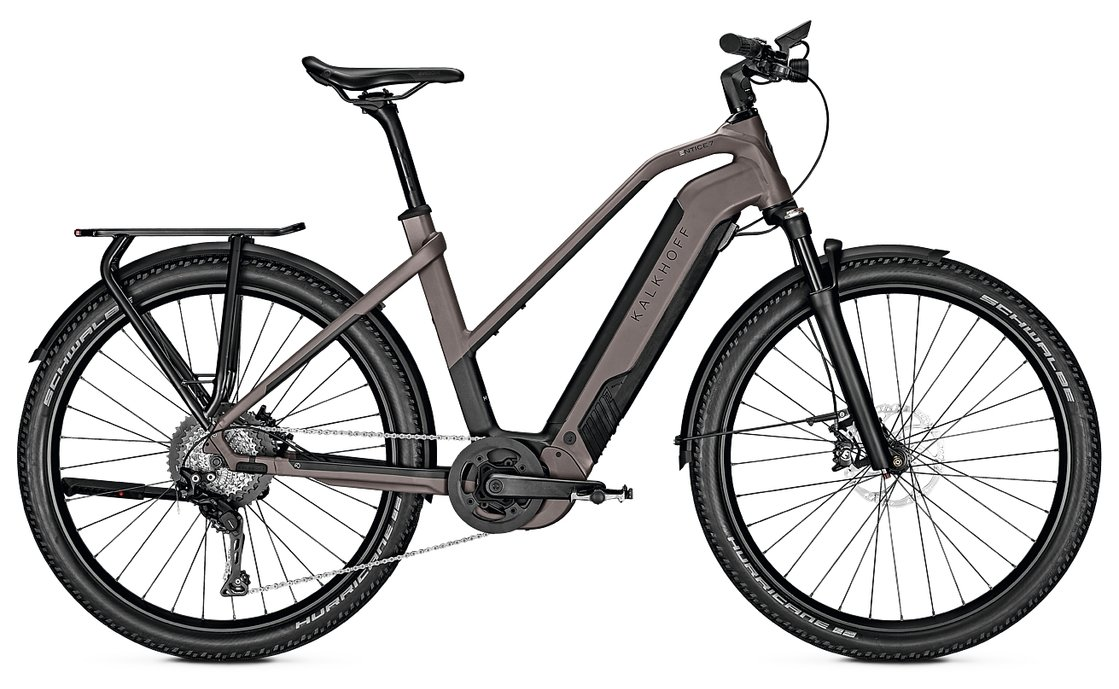 Kalkhoff Entice 7.B Excite - 625 Wh - 2020 - 27,5 Zoll - Damen Sport