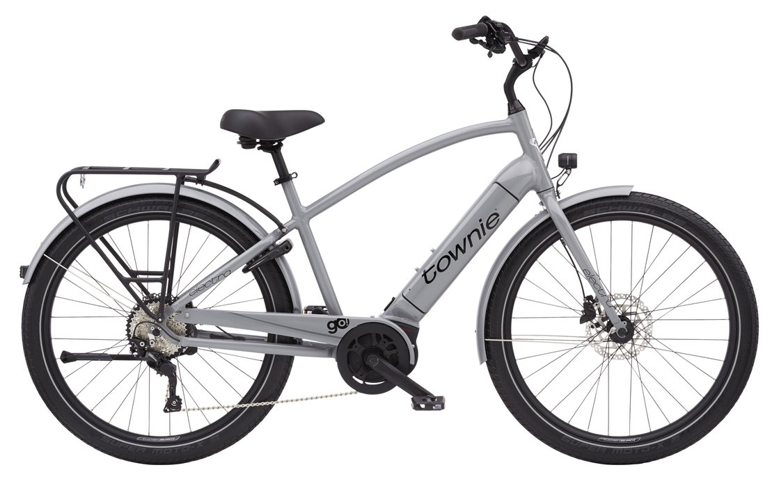 Electra Townie Path Go! 10D Step-Over - 500 Wh - 2021 - 27,5 Zoll - Cruiser