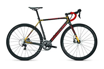 Focus - Cyclocross - Focus Mares 105 - 2017 - 28 Zoll - Diamant