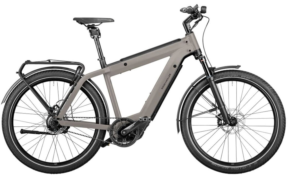 Riese und Müller Supercharger2 GT Rohloff - Nyon - HD - RX - 1250 Wh - 2021 - 27,5 Zoll - Diamant