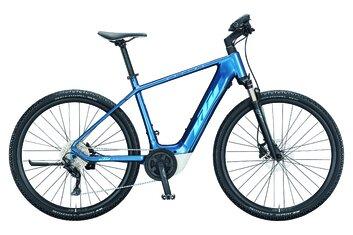 Herren - KTM - E-Bike Cross - KTM Macina Cross P610 - 625 Wh - 2021 - 28 Zoll - Diamant