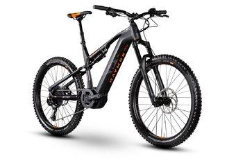 E-Bike-Pedelec - Raymon E-SevenTrailRay LTD 2.0 - 500 Wh - 2020 - 27,5 Plus Zoll - Fully