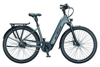 KTM - E-Bike City - KTM Macina City Xl - 625 Wh - 2021 - 28 Zoll - Tiefeinsteiger