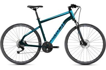 Crossbike-Fitnessbike Sale - Ghost Square Cross Base AL U - 2021 - 28 Zoll - Diamant