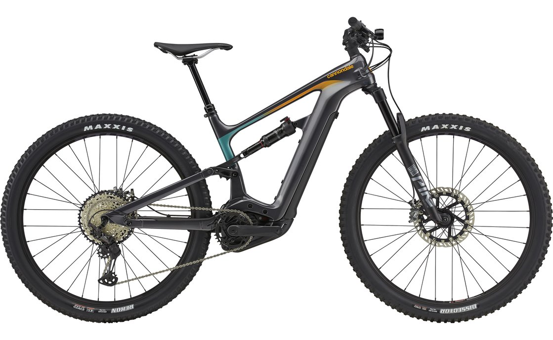 Cannondale Habit Neo 1 - 625 Wh - 2021 - 29 Zoll - Fully