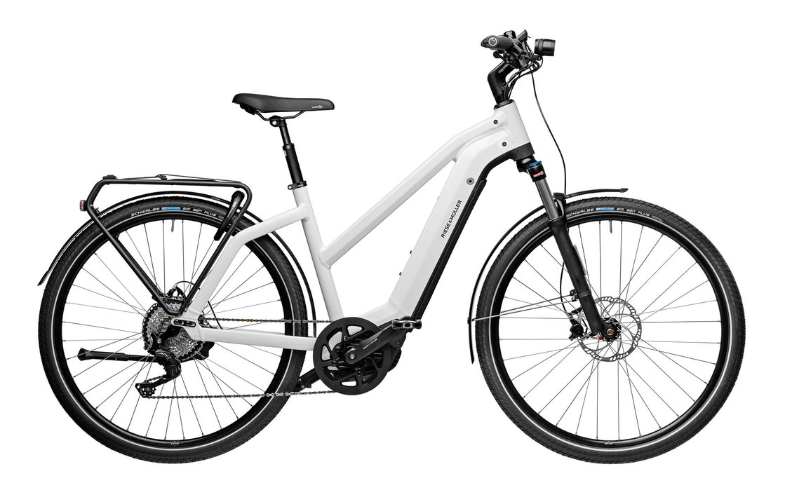 Riese und Müller Charger3 Mixte touring - Kiox - 500 Wh - 2020 - 28 Zoll - Damen Sport