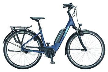 Damen - KTM - E-Bike City - KTM Macina Central 7 RT - 400 Wh - 2021 - 28 Zoll - Tiefeinsteiger