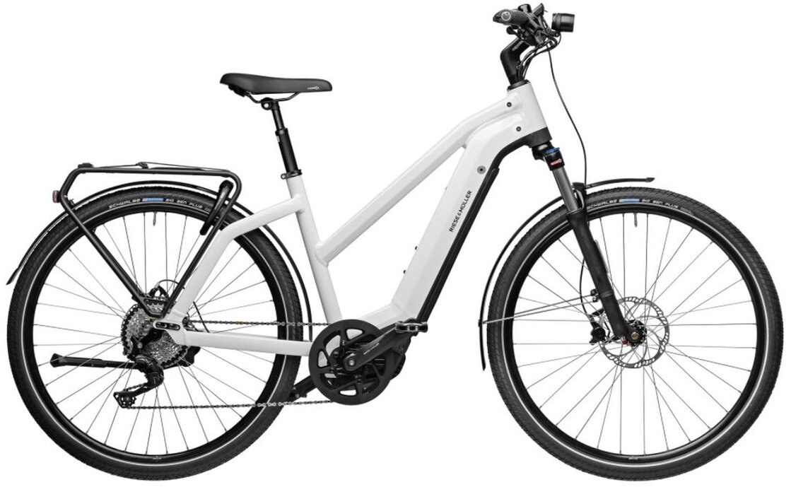 Riese und Müller Charger3 Mixte Touring - Intuvia - 625 Wh - 2021 - 28 Zoll - Damen Sport
