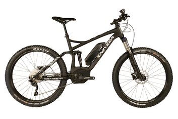 E-Bike Sale - Univega Renegade B Edition - 500 Wh - 2019 - 27,5 Zoll - Fully