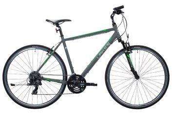 2018 - Crossbikes-Fitnessbikes - Lakes Preload 100 - 2018 - 28 Zoll - Diamant