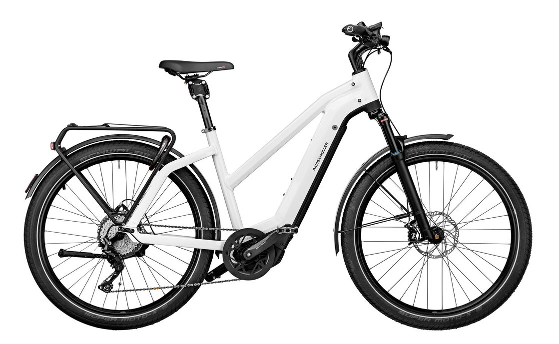 Riese und Müller Charger3 GT touring mixte - 500 Wh - 2020 - 27,5 Zoll - Damen Sport