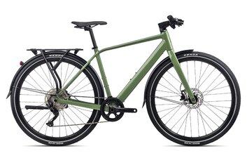 Orbea - E-Bike Trekking - Orbea Vibe H30 EQ - 248 Wh - 2021 - 28 Zoll - Diamant