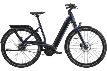Cannondale - E-Bike City - Cannondale Mavaro Neo 4 - 625 Wh - 2021 - 28 Zoll - Tiefeinsteiger