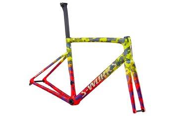 Fahrradrahmen - Specialized Tarmac SL6 S-Works Disc Rahmenset - 2020