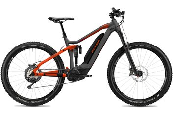 27,5 Plus Zoll - E-Bike-Pedelec - Flyer Uproc7 8.70 - D0 - 630 Wh - 2020 - Fully