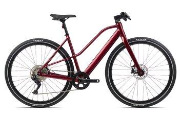 E-Bike Cross - Orbea Vibe MID H30 - 248 Wh - 2021 - 28 Zoll - Diamant