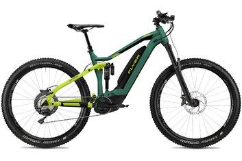 Flyer - E-Bike MTB - Flyer Uproc7 8.70 - D0 - 630 Wh - 2020 - 27,5 Plus Zoll - Fully
