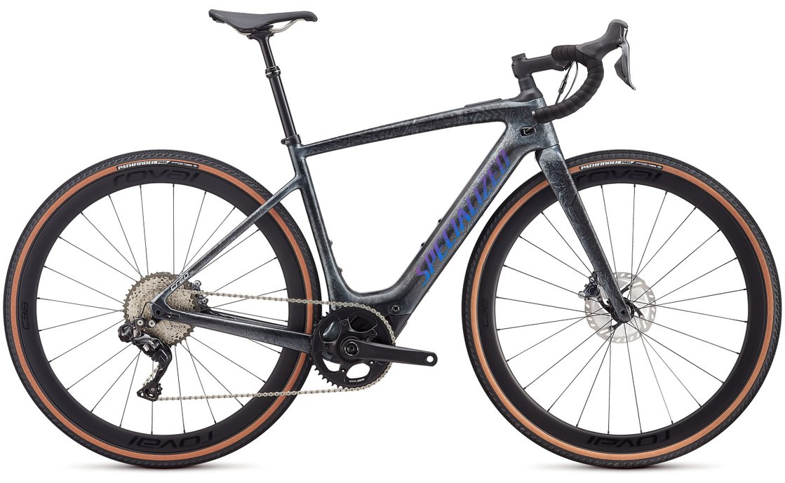 Specialized Turbo Creo SL Expert Evo - 320 Wh - 2020 - 28 Zoll - Diamant