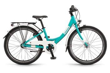 Winora - Kinderräder mit StVZO Ausstattung - Winora Chica 24 - 2019 - 24 Zoll - Tiefeinsteiger
