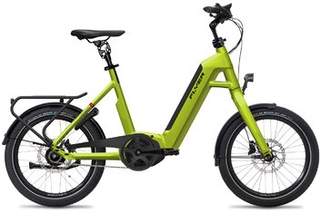 Flyer - 20 Zoll - E-Bike-Pedelec - Flyer Upstreet1 5.00 - Purion - 500 Wh - 2020 - 20 Zoll - Komfort