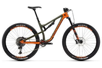 Rocky Mountain - Mountainbikes - Rocky Mountain Instinct Carbon 50 - 2019 - 29 Zoll - Fully
