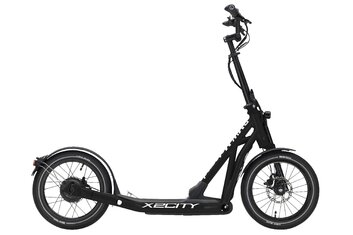 Hinterradmotor - E-Scooter - BMW X2City - 409 Wh - 2020