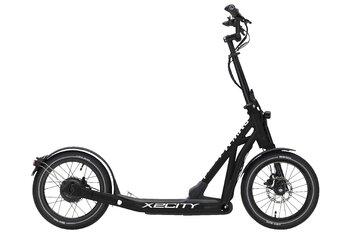 Unisex - E-Bike-Pedelec - BMW X2City - 409 Wh