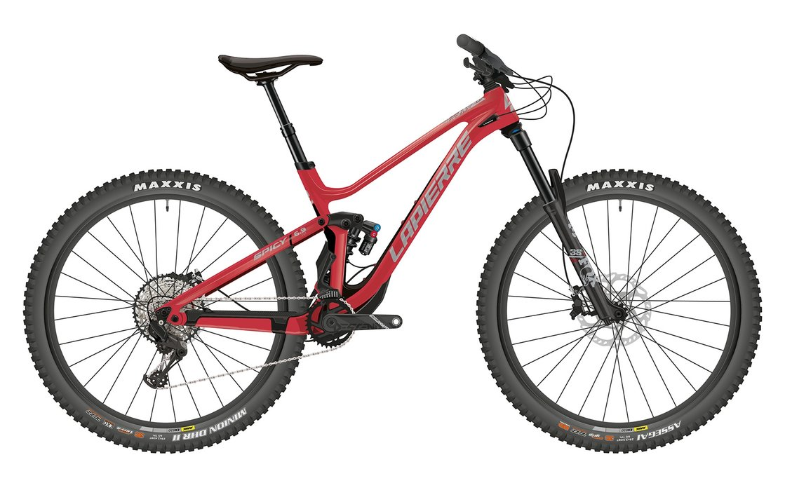 Lapierre Spicy CF 6.9 - 2021 - 29 Zoll - Fully
