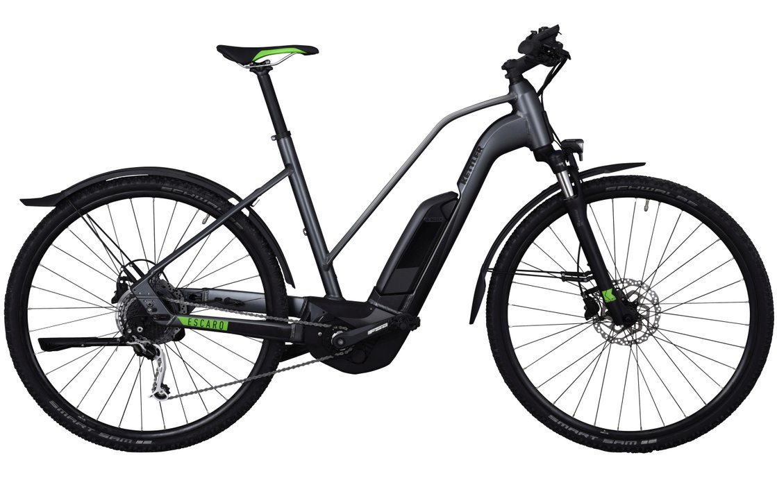 Kettler Escaro Cross CX9 - 500 Wh - 2019 - 28 Zoll - Damen Sport