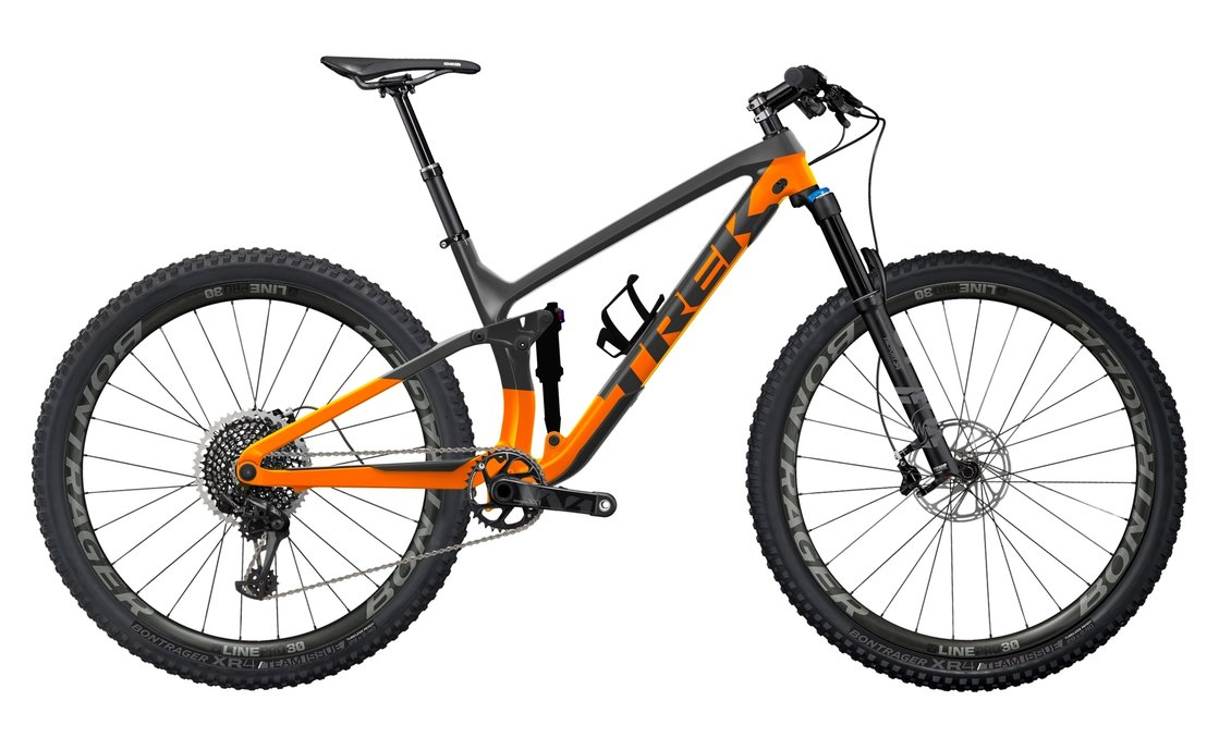 Trek Fuel EX 9.7 - 2021 - 29 Zoll - Fully