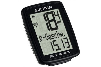 Fahrradcomputer - Sigma BC 7.16 ATS - 2021