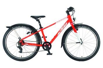KTM - Kinderfahrräder - KTM Wild Cross Street 24 - 2021 - 24 Zoll - Diamant